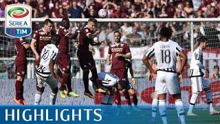 Torino - Juventus - 1-4- Highlights - Matchday 30 - Serie A TIM 2015/16