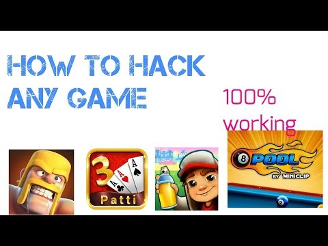 How To Hack Any Game |AUcAtA