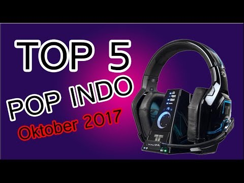 LAGU POP INDONESIA TERBARU OKTOBER 2017   TOP 5 REPUBLIK HITS