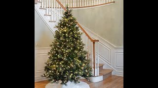 14 Best Pre Lit Christmas Trees - Pre Lit Artificial Christmas Tree Ideas