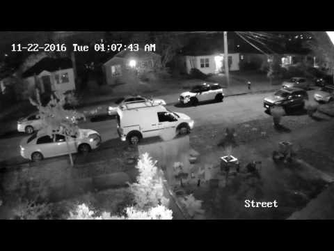 11-22-16 Whittier Heights Police Investigation Regarding Silver Tacoma