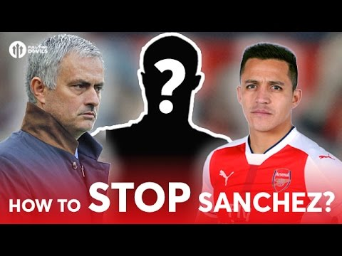 How To Stop Alexis Sanchez?