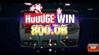 Huuuge Casino- massive win 👀