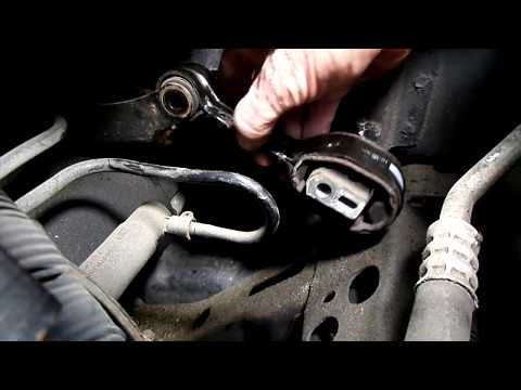 Saturn Dog Bone Motor Mount Replacement
