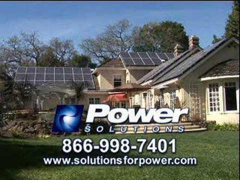 Renewable Power Solutions! (SOLAR POWER)