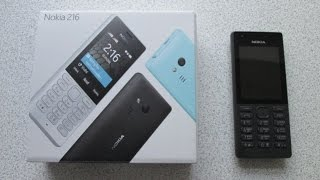 Nokia 216 Dual Sim Review (Selfie Phone) Mobile Phone Cell Phone Latest New Microsoft Nokia 2016.