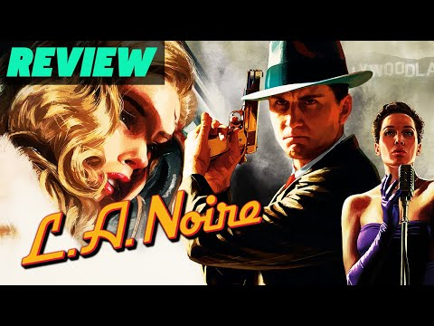 L.A. Noire On Switch Review