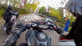 MT - 07 // Wheeling & City Ride with Akrapovic !