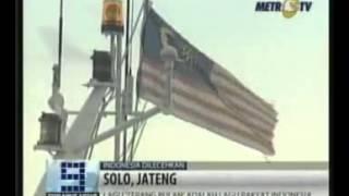Lagu Kebangsaan Malaysia Mirip Lagu Terang Bulan