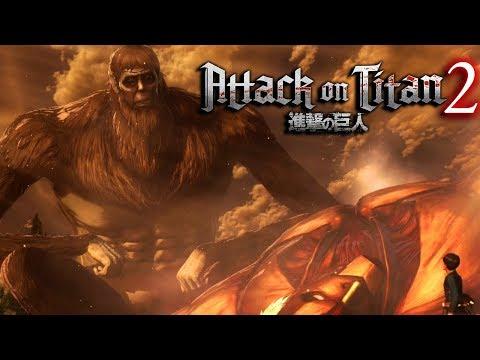 Attack on Titan 2 END SEASON 3 SNEAK PEAK! Gameplay Walkthrough A.O.T 2 PS4
