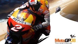Descarga e instalación de Moto GP 08