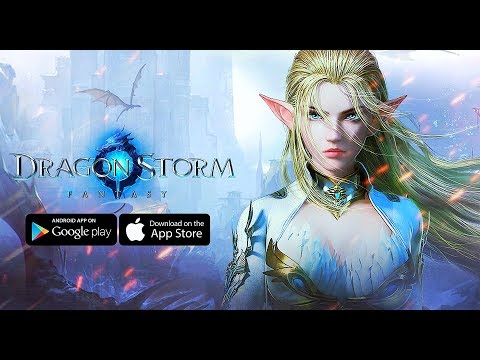 Dragon Storm Fantasy (English) - MMORPG Gameplay (Android/IOS)