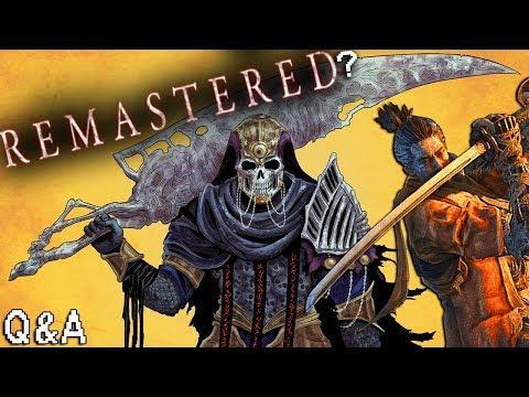 Returning To DS Remastered, Sekiro ALREADY Dead? & Monster Hunter DLC (DS3 Q&A) thumbnail