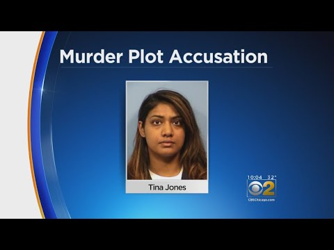 Des Plaines Woman Held On Alleged Murder-For-Hire Plot