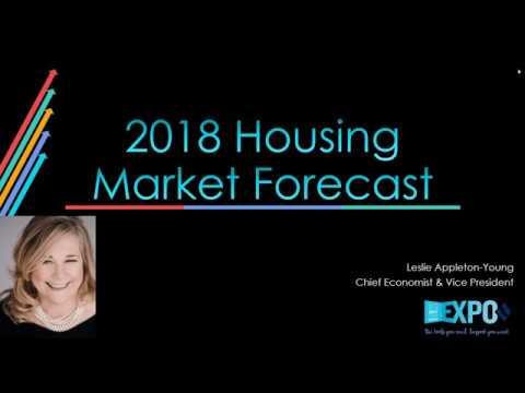 2018 California Housing Market Forecast