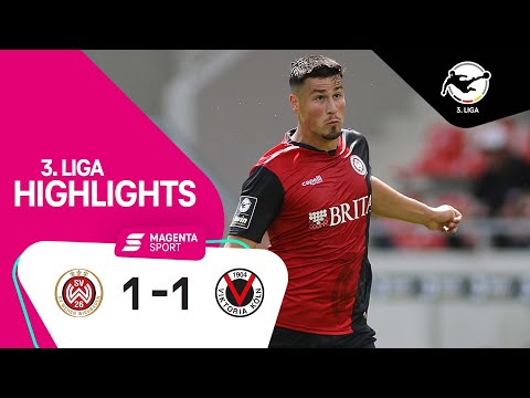 Wehen Viktoria Koln Goals And Highlights