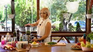 Ореховая заправка для овощных и листовых салатов.