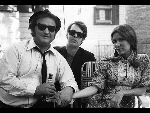 """The Blues Brothers """"Carrie Fisher"""""""