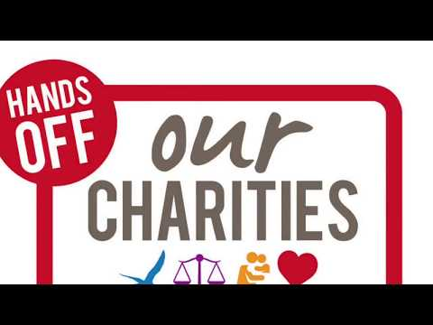 Hands Off Our Charities - Charities Joint Statement, Parliament House, 27 Nov 2017