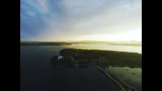 Дом у озера. The Lake House. Увильды. Южный Урал.