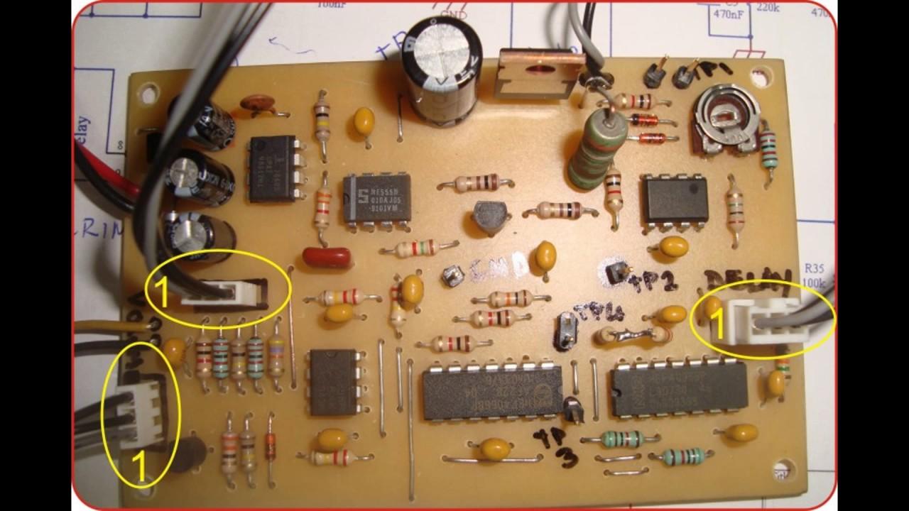 Projeto Detector De Metal Surf Master Pi