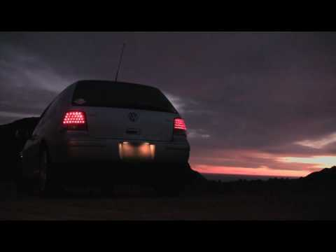 VR6 sound 24v VW GTI w/ AWE Tuning Exhaust - Kanan Dume