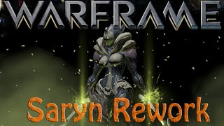 Warframe - Saryn 2 point Oh No??