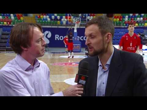 Pre-game analysis: CSKA Moscow-Crvena Zvezda mts Belgrade