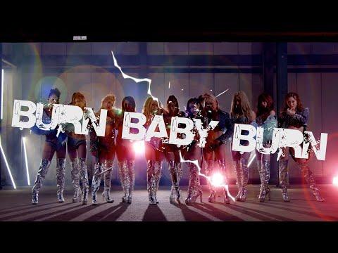 Revogene / BURN BABY BURN MUSIC VIDEO