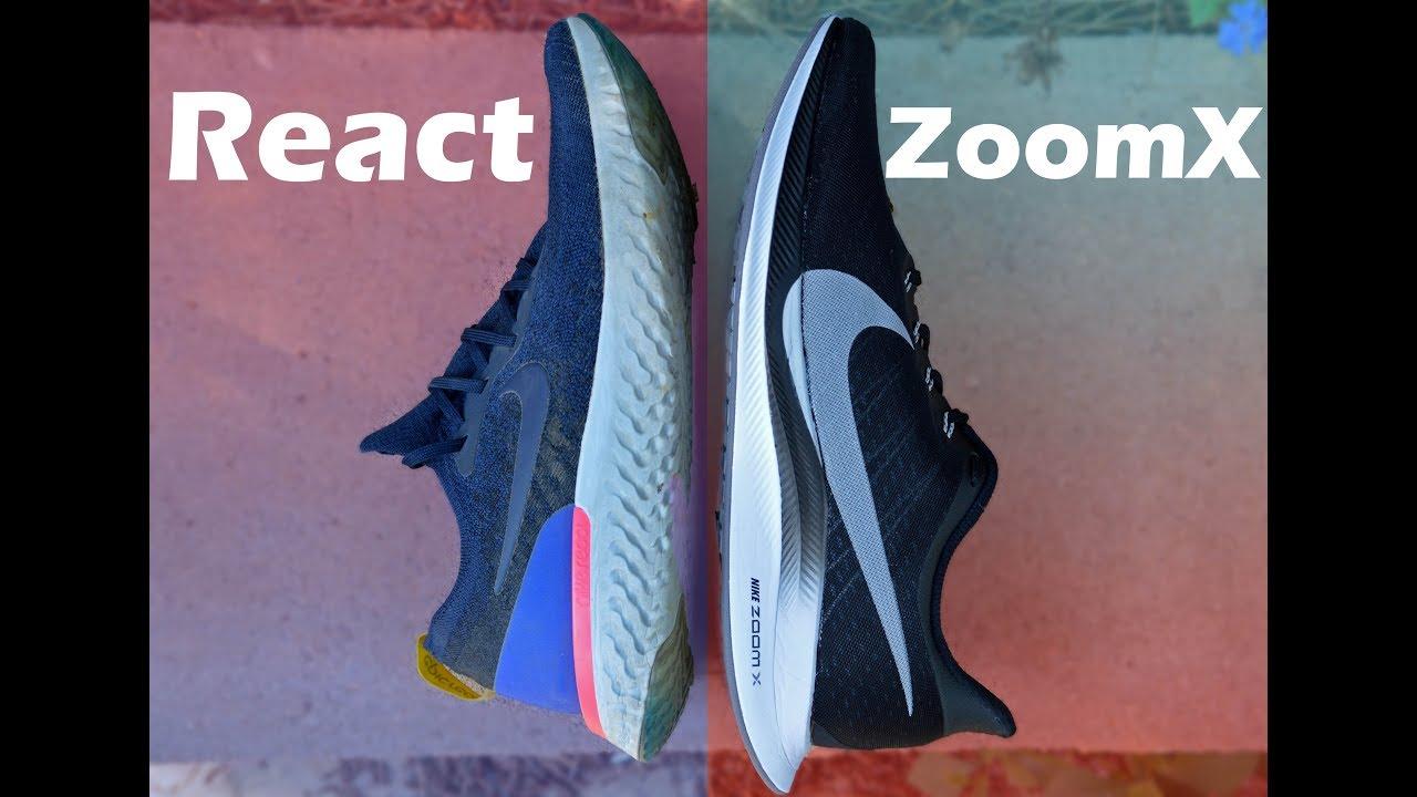 0905214aa3b86 Nike Pegasus Turbo vs Epic React - YouTube