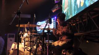 Danis Drummer FSTVLST #1 AT LIQUID CAFE JOGJA 29 MEI 2015