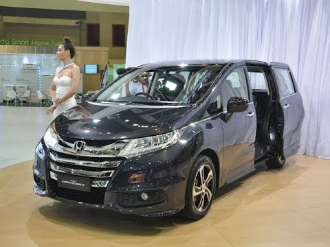 new car launches malaysia 2013The New 5th Gen Honda Odyssey Launched Malaysia Interior Exterior