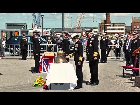 HMS Hood 'For