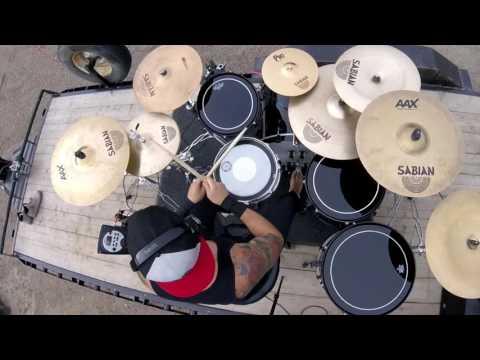 Five Finger Death Punch- Lift Me Up (Drum Cover)