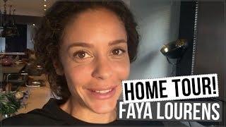MIJN HOME TOUR | FAYA LOURENS