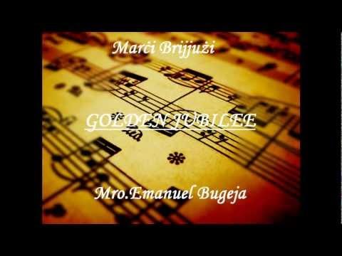 Marċ Brijjuż.  Golden Jubilee- Mro.Emanuel Bugeja