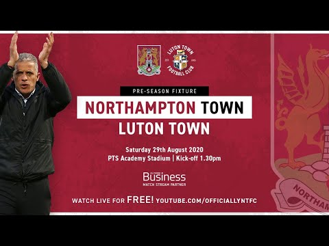 Northampton Luton Goals And Highlights