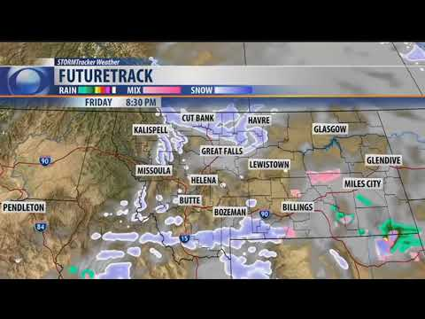 Morning ON DEMAND Weather: 3.9.18