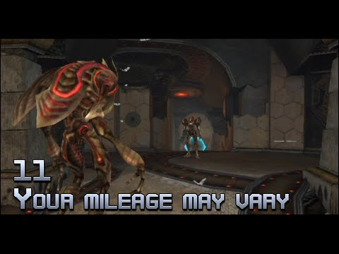 Metroid Prime 2 Echoes #11 - Your mileage may vary