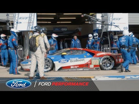 Le Mans 24 Hours: Live Stream Returns (Full Version) | Le Mans | Ford Performance