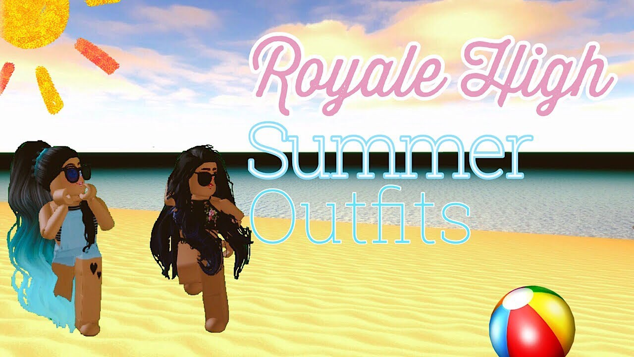 Royale High ☀️Summer Outfit Ideas!☀️