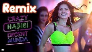 Crazy Habibi Vs Decent Munda (dj Sandman Remix)   Arjun Patiala   Guru Randhawa   Benny Bayal
