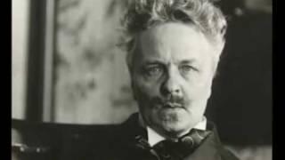 August Strindberg och Blå tornet