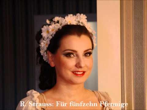 R. Strauss: Für funfzehn Pfennige