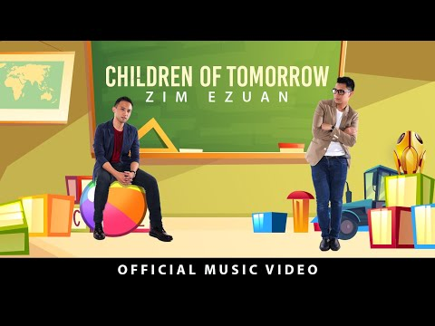 Zim Ezuan - Children of Tomorrow (Official Music Video)