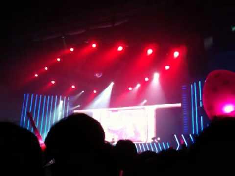 [FANCAM] 120212 Yuri- If Girls' Generation Tour in Bangkok