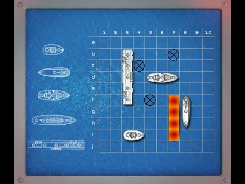 How to win at Battleship almost every time!