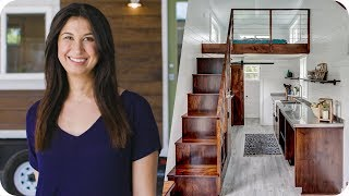 Win and Fully Customize the Tiny House of Your Dreams // Omaze