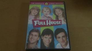 Full House: The Complete First Season DVD Overview