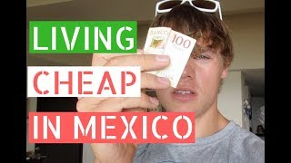 Living Cheap in Mexico: What Can You Eat for Under 100 Pesos? 🌮 // Life in Puerto Vallata Vlog